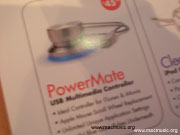 Griffin PowerMate, a cheap shuttle remote