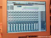 Cubase  SX mixer